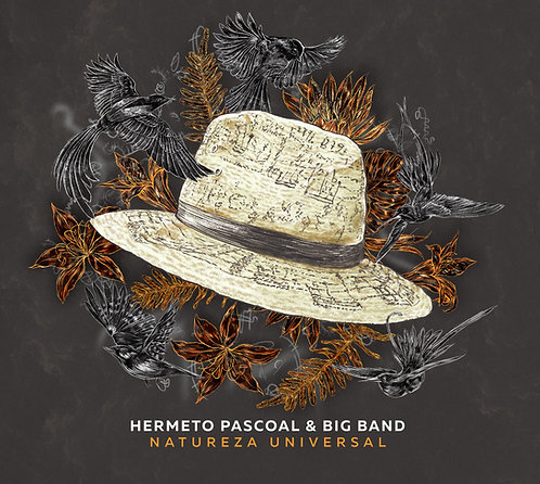 CD Hermeto Pascoal & Big Band - Natureza Universal