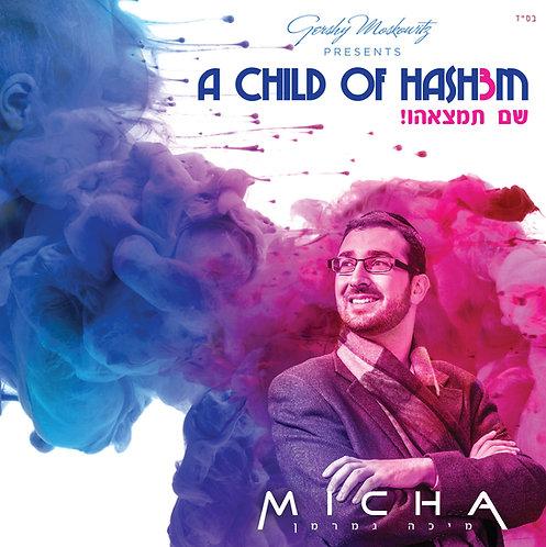 CD Micha Gamerman - A Child of Hashem