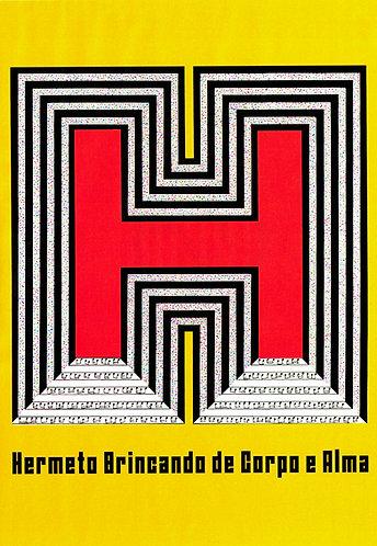 DVD Hermeto Pascoal - Brincando de Corpo e Alma