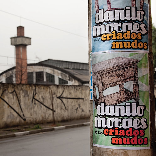 CD Danilo Moraes e os Criados Mudos