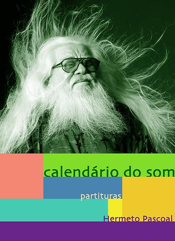 Calendário do Som - Partituras