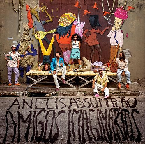 CD Anelis Assumpção e os Amigos Imaginários