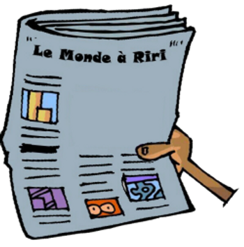Le journal de Riri, Nouvelle du jour