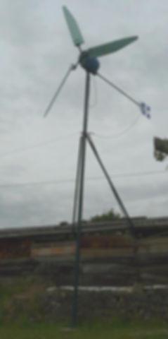 Eolienne fabrication maison. Construire son éolienne
