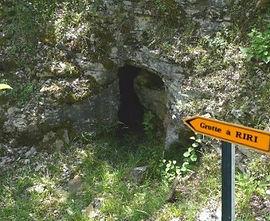 Grotte caverne inventeur