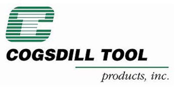 Cogsdill Tool Logo. Cogsdill is a reamer and hole finishing company.