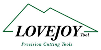 LoveJoy Tooling Logo. Lovejoy Specializes in Milling and custom tooling