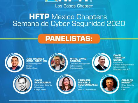 Panelistas CyberWeek 2020