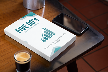 mockup-of-a-book-on-a-table-with-a-phone