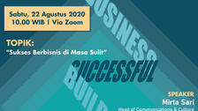 Intensive Class FIVE DO's: Build Successful Business Now