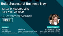 FIVE DO's: Build Successful Business Now