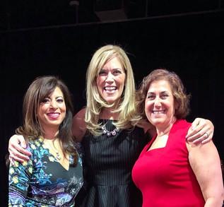 Poonam Khubani Linda Wellbrock and Andrea Pass _ Leading Women Entrepreneurs 2018