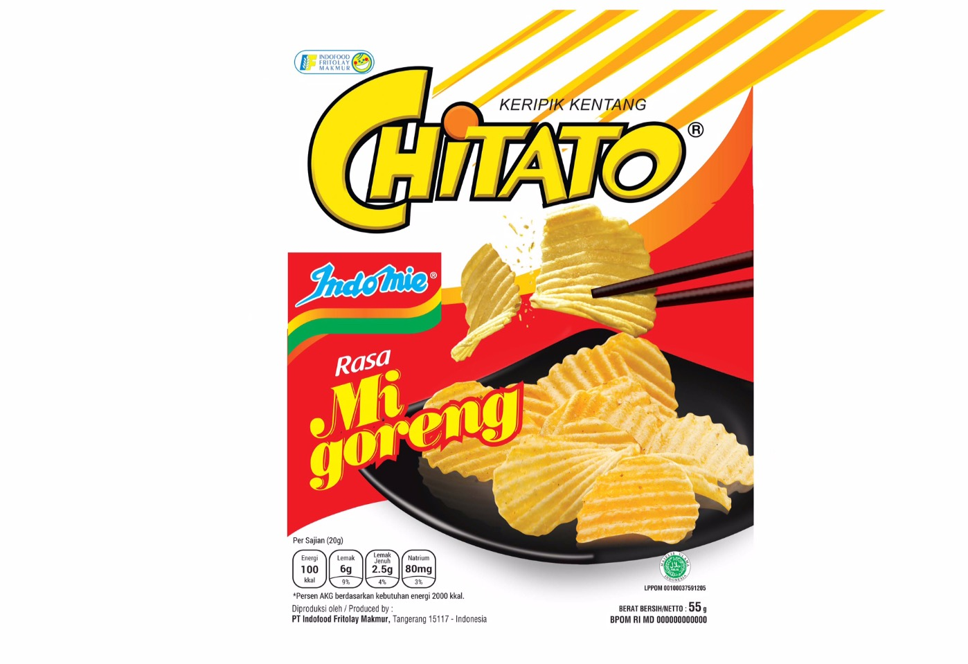 Chitato - INDOFOOD