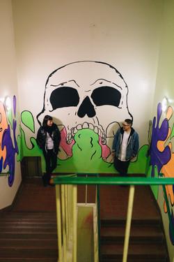 Skulls in the Halls