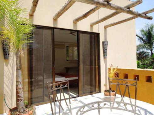 tamarindosun terrasse Master bedroom