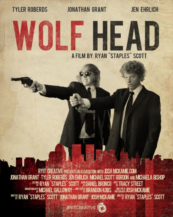 WolfHeadPoster