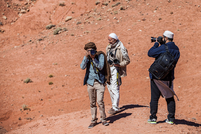 Landscape photography - Morocco 2015