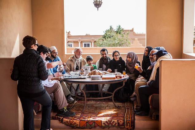 Ourzazete Morocco 2016