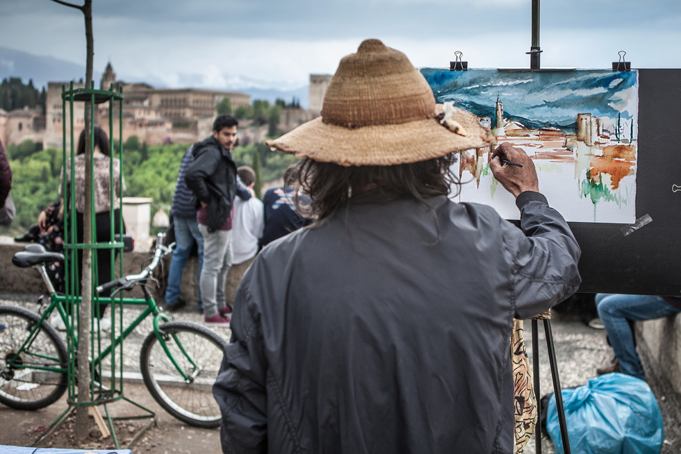 Art of Seeing Granada 2019