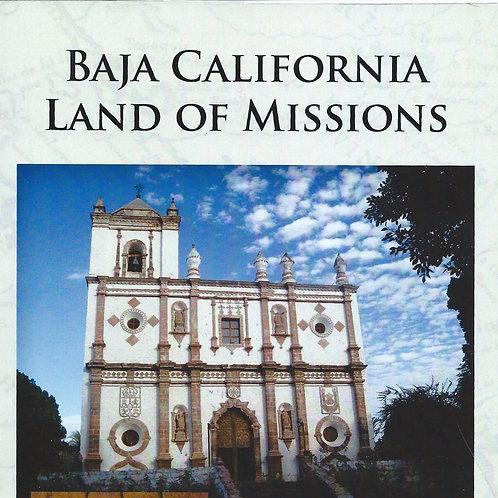 Baja California, Land of Missions
