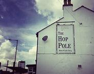 The hop pole brew pub