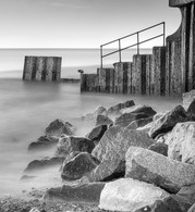 north sea defences
