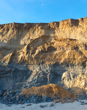 cliff collapse