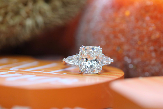 The Dream Cushion Cut