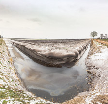 winter on the great fen