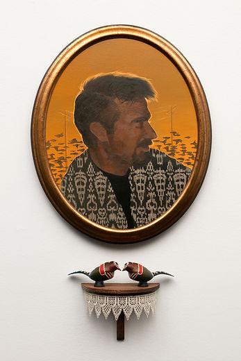 Jacket Portrait (Martin Ross), 2021