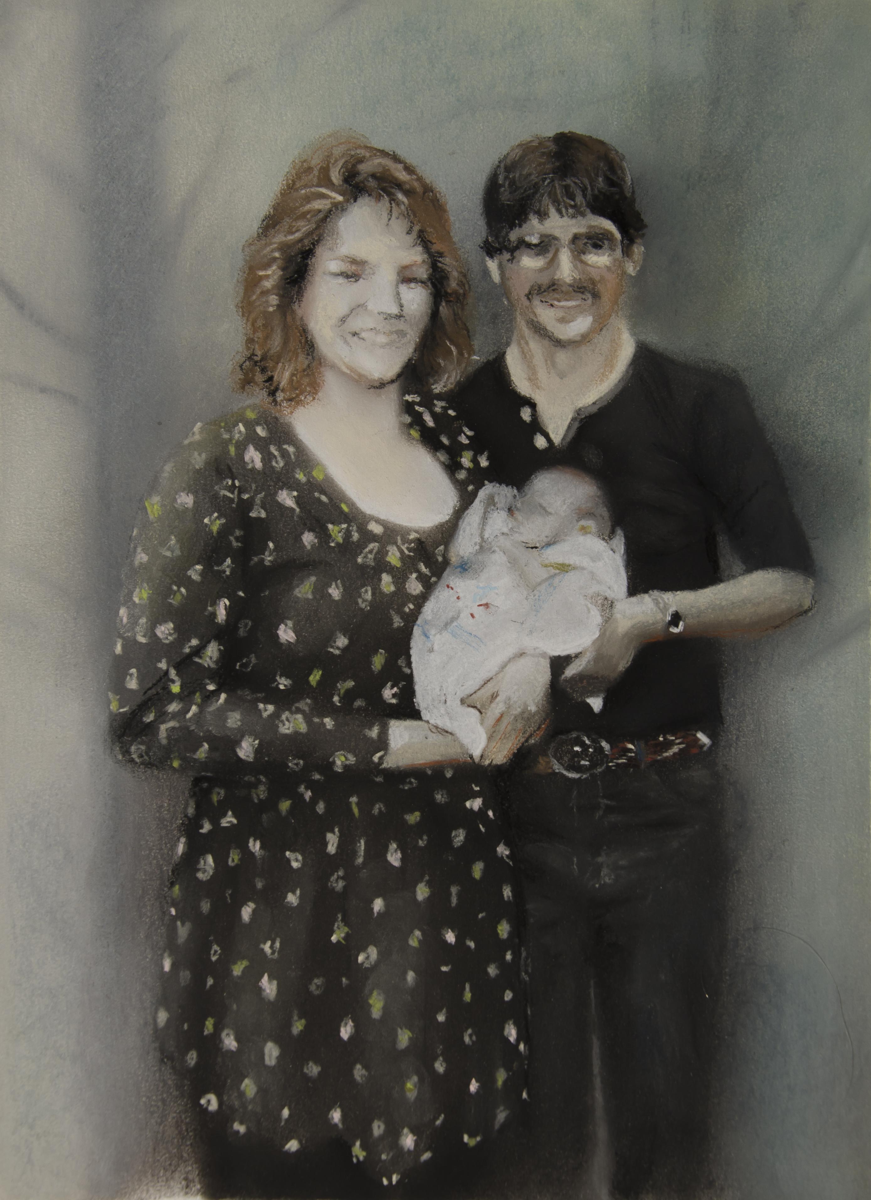 Baptismal Portrait
