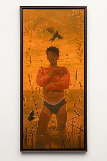 Marsh Portrait, 2021