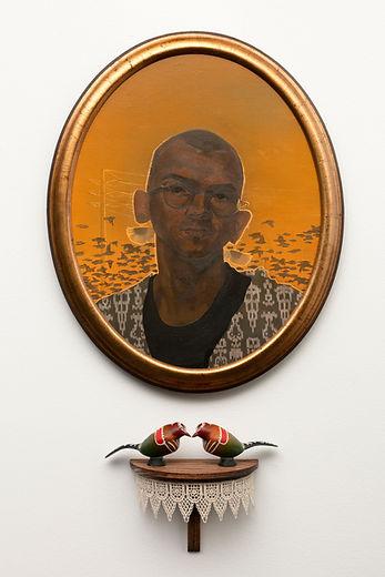 Jacket Portrait (Robert Martin), 2021