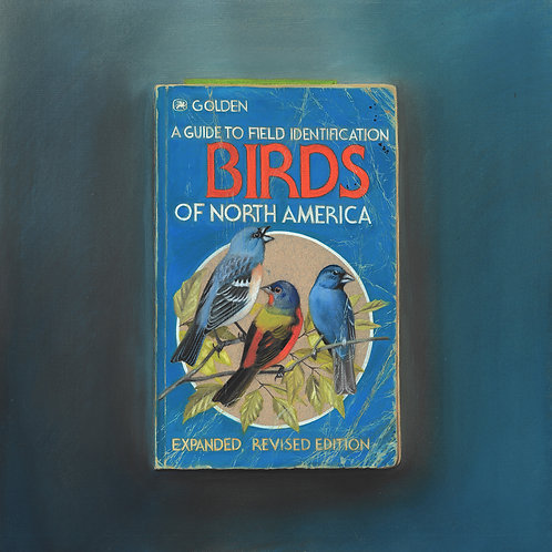 Family Portrait / Birds of North America