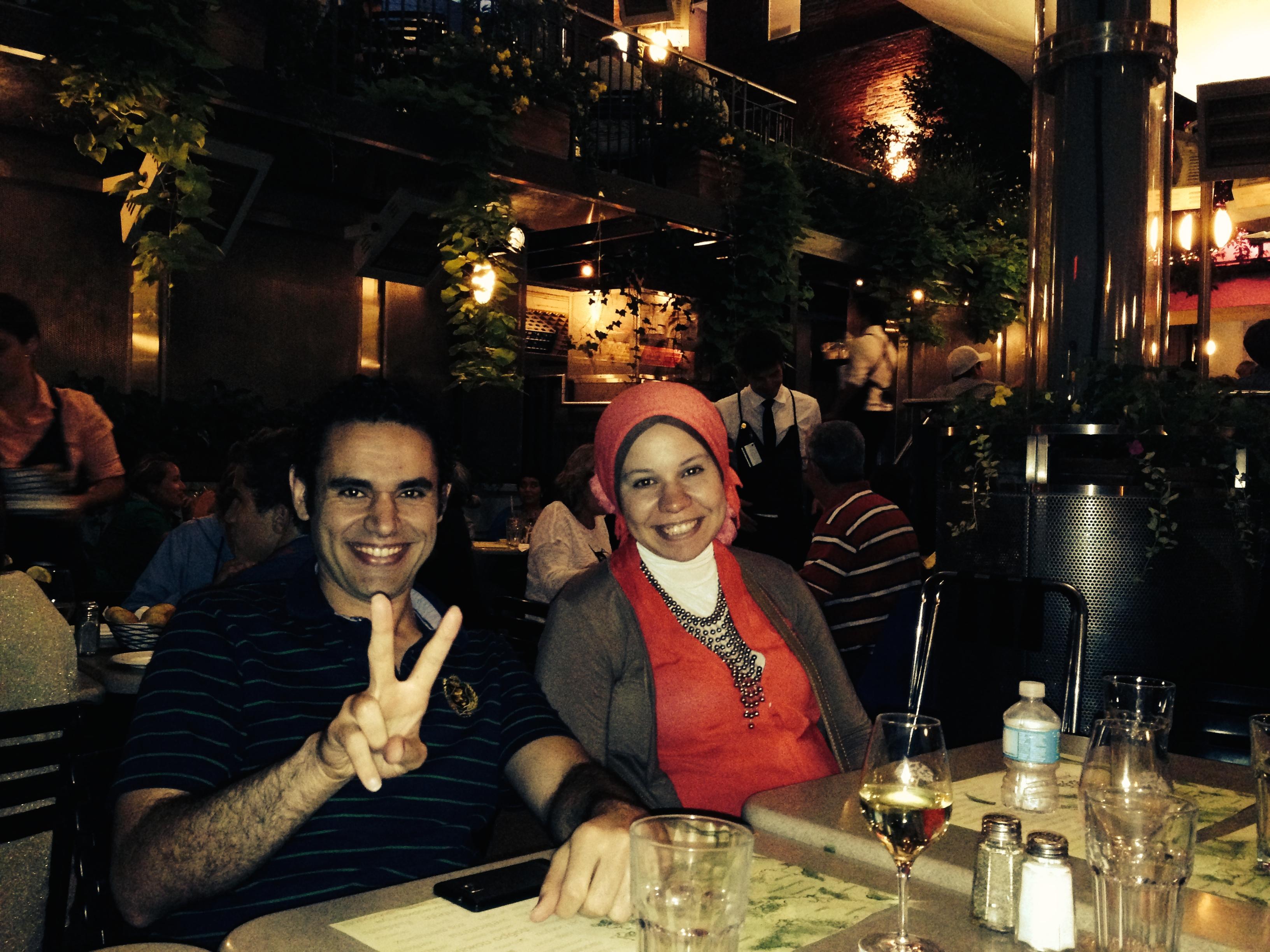 Hala & Ahmed