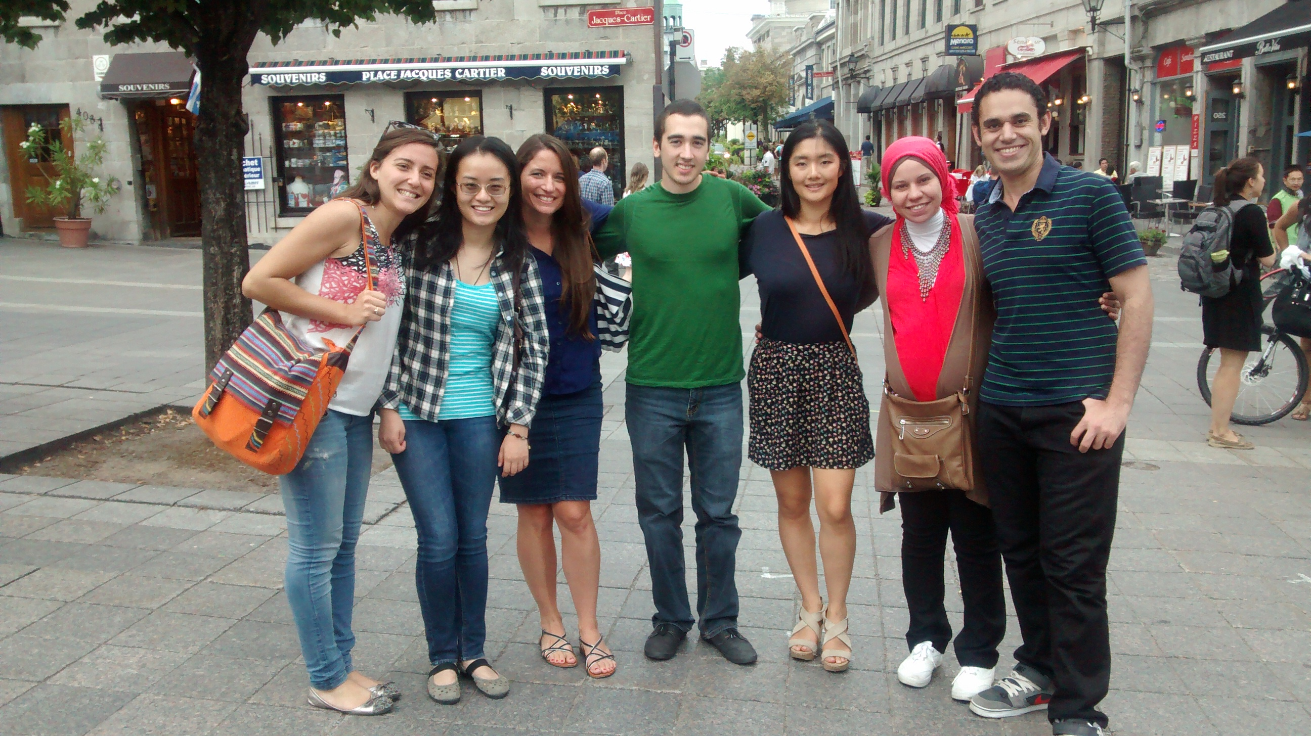 Old Montreal outing