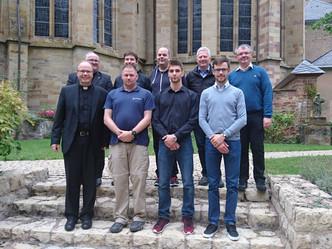 Beginn der Priesterausbildung