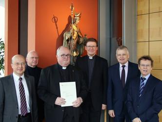 Vereinbarung - Trier Fakultät und dem Studienhaus St. Lambert