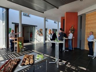 """Ausstellungseröffnung """"Glaube, Liebe Kunst"""""""