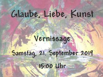 Vorankündigung und herzliche Einladung!