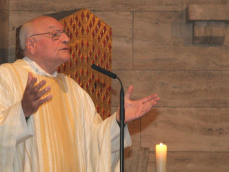 Trauer um Pater Johannes Günter Gerhartz SJ