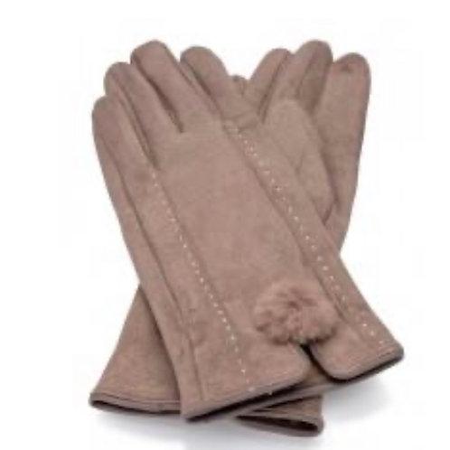 Phebe Gloves - Mocha