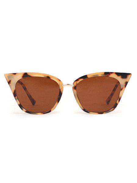 Sophia Sunglasses - Tortoise Shell