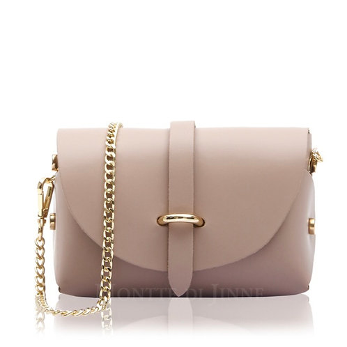 Hana Mini Box Bag - Smoke Rose