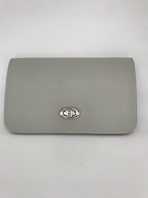 Travel Wallet - Light Grey