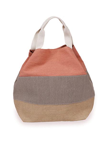 Beach Boho Bag - Coral Mix