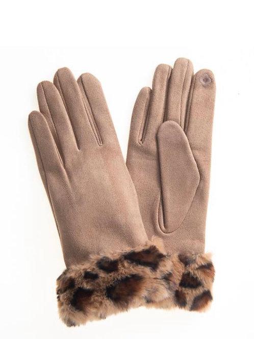Marina Gloves - Mocha
