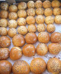 Lots of buns
