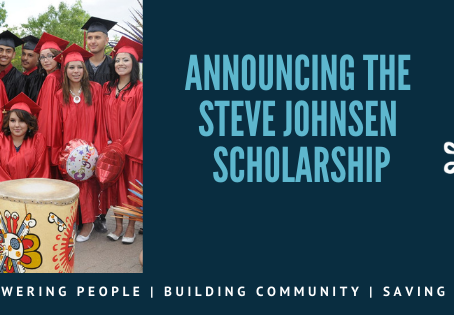 Accepting Applications! - Steve Johnsen Scholarship