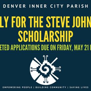 '22 SJ Scholarship Open for Applications!